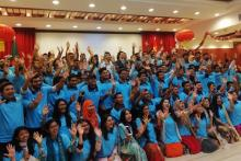 150 BD students join youth camp in China