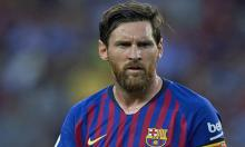 Messi excluded from FIFA player of the year shortlist