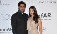 Aishwarya is a one-woman army: Abhishek