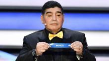 Maradona to coach Mexico second-division side