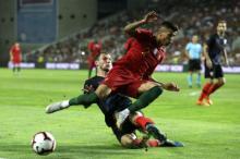 Without Ronaldo, Portugal draws with Modric's Croatia