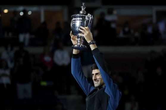 Djokovic wins US Open