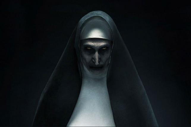 Horror film 'Nun' tops N America theatres