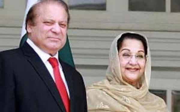 Three-time Pakistan first lady Kulsoom Nawaz dies: party