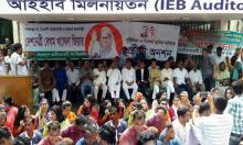 BNP stages hunger strike seeking Khakeda's release