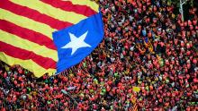 Million mark Catalonia 'National Day'