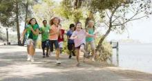 New study finds active kids may have a healthier heart