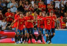 Spain thrash WC runners-up Croatia 6-0