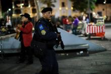 Gunmen wearing mariachi garb kill 5, wound 8 in Mexico City