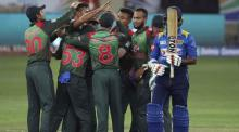 Mushfiqur century Bangladesh a big victory over Sri Lanka in Asia Cup