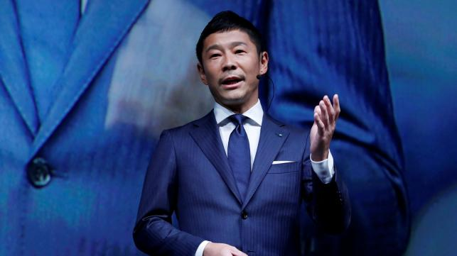 Japanese billionaire confirmed as first Moon tourist