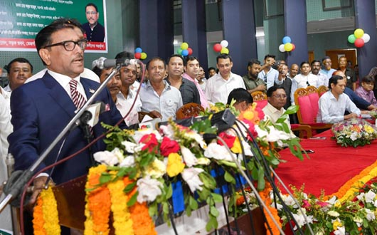 Violence, sabotage centering next polls to be foiled: Quader