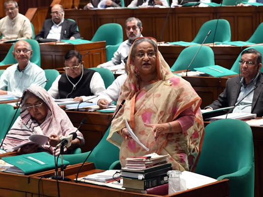No scope for Rohingyas to long-term stay in Bangladesh: PM
