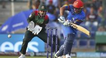 Afghanistan set Bangladesh 256-run target