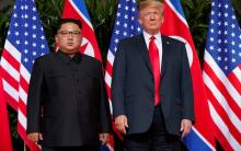 Kim seeks second Trump summit 'at an early date': Moon