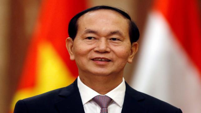 Vietnam's President Quang dies after illness
