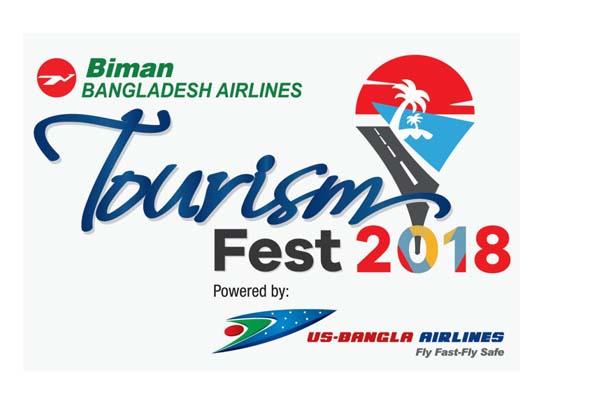 """3-day """"Biman Tourism Fest"""" begins Sept 27"""