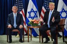 Trump pledges Mideast peace plan within months