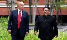 'We fell in love:' Trump swoons over letters from NKorea's Kim