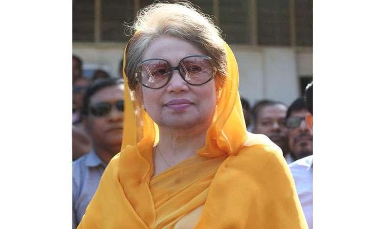 SC upholds Khaleda's bail in two cases