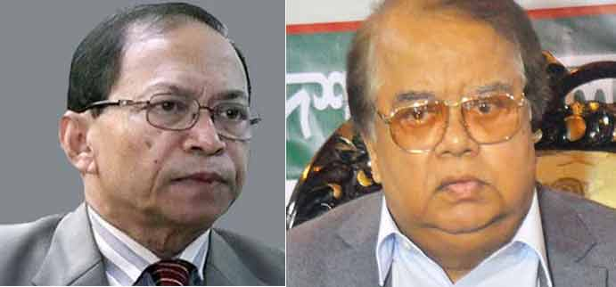 Nazmul Huda sues ex-Chief Justice Sinha