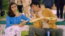 SRK, Rani Mukerji may reunite in 'Salute'