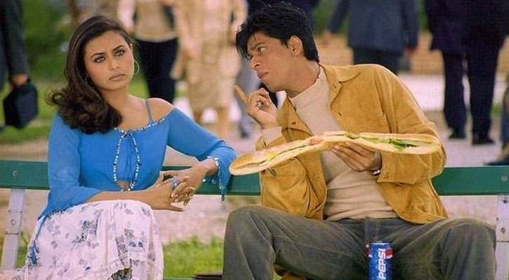 SRK, Rani Mukerji may reunite in 'Salute'