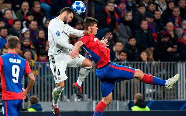 Madrid slip to shock defeat