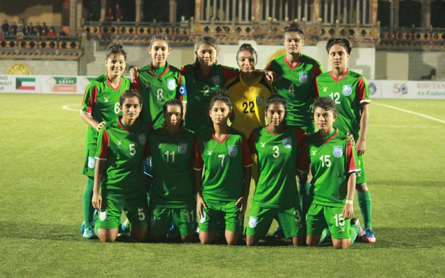 Bangladesh storm into SAFF U-18 Women's Championship final