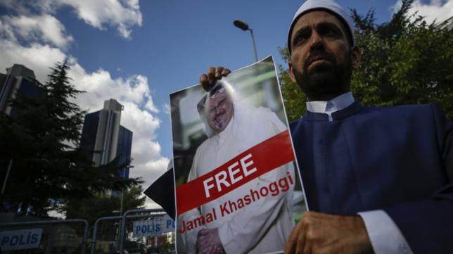 Washington Post: Turkish officials say Saudi writer killed