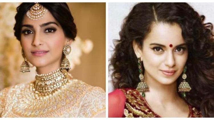 Sonam Kapoor says 'hard to take Kangana Ranaut seriously', Kangana responds