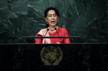 Suu Kyi vows 'transparency' over Rohingya atrocities