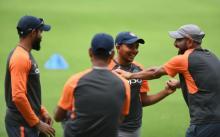 Kohli shields India's 'boy wonder'