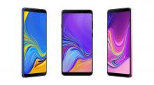 Samsung Galaxy A9 launched with four rear cameras: Specifications, features