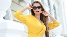 Pick the right sunglasses for your face shape