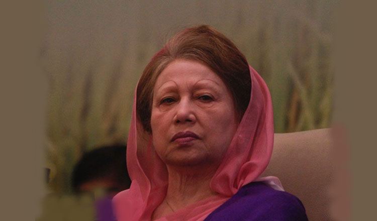 Khaleda's graft case proceedings to continue in her absence