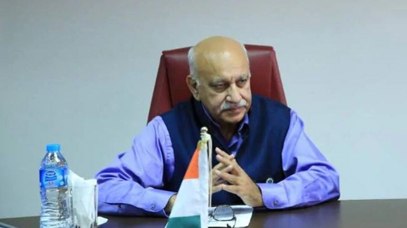 20 journalistsr readyt to testify against MJ Akbar In court over #MeToo