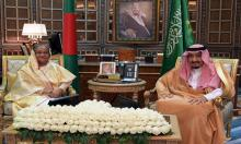 Saudi King for continuity of Sheikh Hasina government