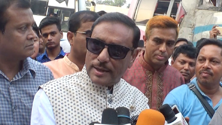 Oikyafront leaders isolated, politically bankrupt: Quader