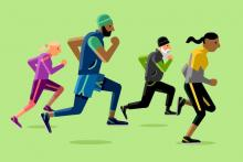 Seven ways to build your physical stamina