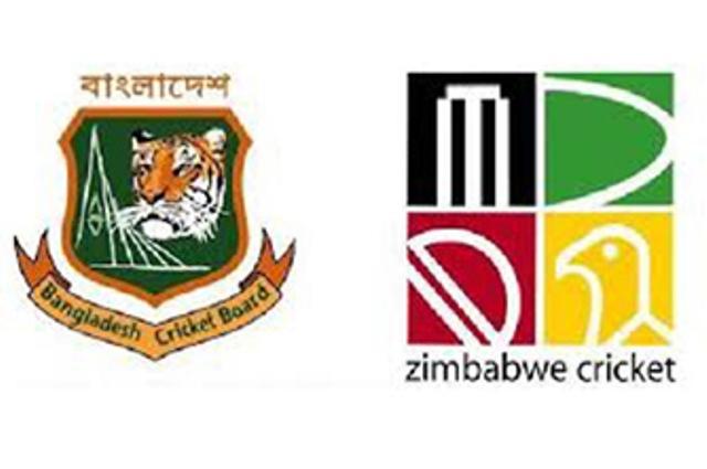 Bangladesh face Zimbabwe in 1st ODI Sunday