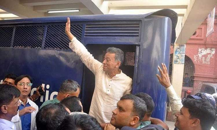 BNP leader Khasru sent to Ctg jail