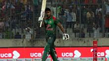Bangladesh set 272-run winning target for Zimbabwe in first ODI