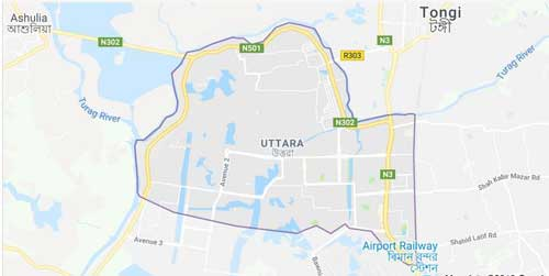 2 bodies recovered from Uttara
