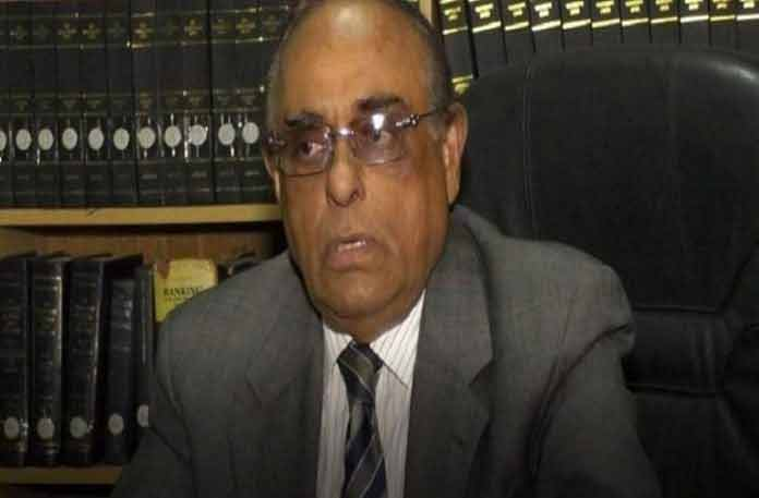 Barrister Mainul Hossain detained