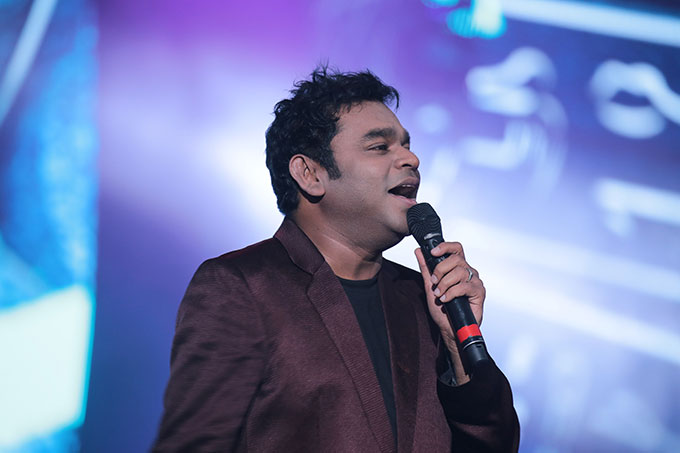 AR Rahman pledges his support to MeToo