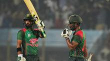 Bangladesh beat Zimbabwe by 7 wickets to seal series