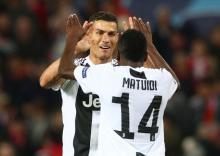 Juve beat Man Utd on Ronaldo's return