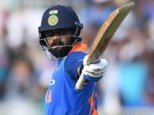 Kohli fastest-ever to reach 10,000 ODI runs