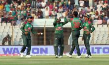 Bangladesh wins toss and opt to bowl first in 3rd ODI